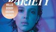 Millie Bobby Brown proves she's superhuman in Variety