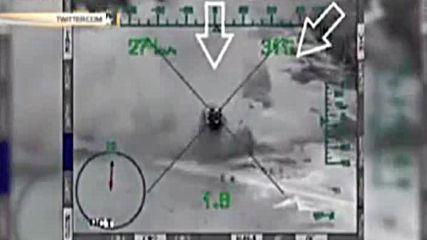 Руски Су-34 изравни със земята рафинерия на Ид в Сирия /02.06.2016 г./