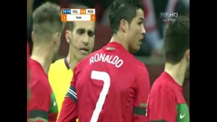 Cristiano Ronaldo vs Poland (a) 11-12 Hd 720p by Memet_(360p)
