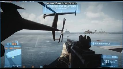 Battlefield 3 M16a3 & M416