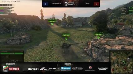 Game Ninja: Wot Final - Loaded Dice vs Tds