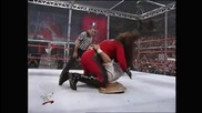 Kane vs Mankind - Raw - Hell In A Cell Match - Full Match