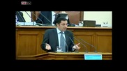 Депутатите спориха за липсата на дебат по Бюджет 2010