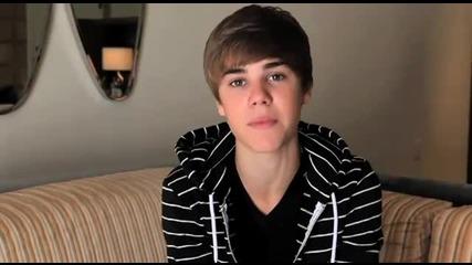 New - - Justin Bieber ..