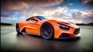 Top Gear - Zenvo St1