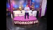 Halid Beslic - Mirise bol - Utorkom u 8 - (TvDmSat 2013)