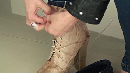Мексико: Компания произвежда обувки и аксесоари от кожата на риба