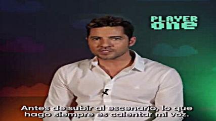 David Bisbal Entrevista Argentina