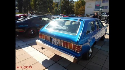 Американски автомобили в Правец