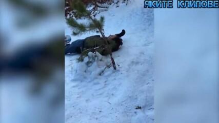 Сноуборд гафове - Да се изплющиш на снега