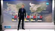 Прогноза за времето (22.03.2015 - централна)