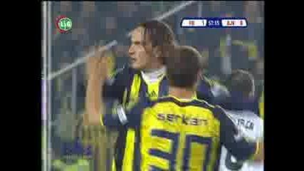 Fenerbahce - Besiktas 1 - 0 Сезон 2005/06