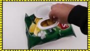 2 Неща които трябва да провбате когато ядете чипс