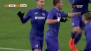Етър с втори гол срещу Ботев Вр, Венци Василев се записа сред голмайсторите