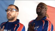 Omar & Fred - Bleu, Blanc, Rouge (Main Version) (Оfficial video)