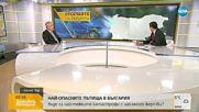 СБА: 126 са смъртоносни отсечки по българските пътища
