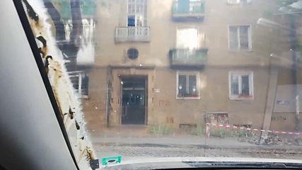 Най-прашната улица в София