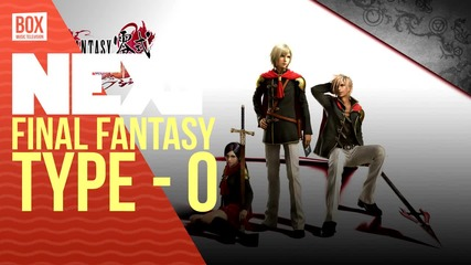 NEXTTV 030: Ревю: Final Fantasy Type-0