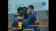 Доста добър гол на Роналдинио