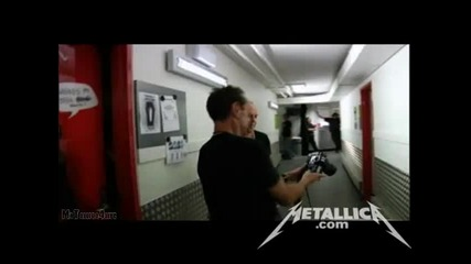 Metallica - Photoshoot - Adelaide [november 15, 2010]