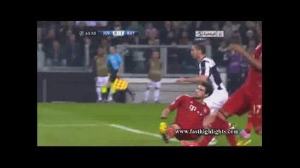 Ювентус 0 : 2 Байерн Мюнхен