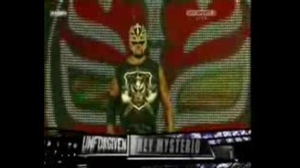 Unforgiven 2008-World Heavyweight Championship Scramble