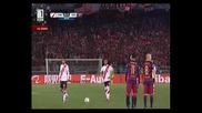 Ривър Плейт - Барселона 0-3 (световно Клубно Първенство 2015 финал) 1-во полувреме 2-ра част