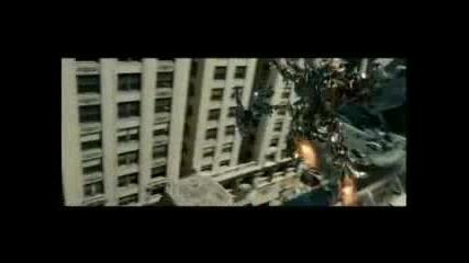 Transformers Trailer With Smashingpumpkins
