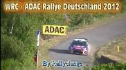 Шоуто на най-добрите - Wrc - Adac Rallye Deutschland 2012 [hd]