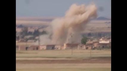 Syria: Kurdish-led force takes former IS stronghold Al-Shadadi