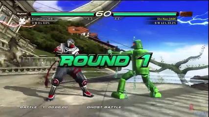 Tekken 6 - All Characters Rundown Part 1