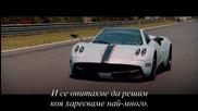 Top Gear The Perfect Road trip 1 (part 3) + Bg sub
