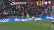 Ман Юнайтед 2:0 Съндърланд - С два гола на Бербатов