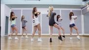 [dance Practice] Hellovenus - Wiggle Wiggle
