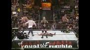 WWF Кралското Меле 2000 - С Превод На Български