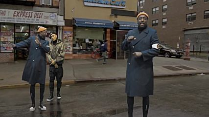 New!!! Black Eyed Peas ft. Slick Rick - Constant Part 12 [official Video]