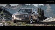 Bentley показаха нещо иновативно за тях: Bentayga - Overview
