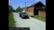 Opel Kadet 4.2 V8 test