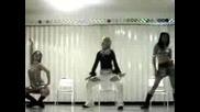 Танцови Стъпки - Beyonce - Naughty Girl