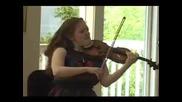 Airs Tziganes (gypsy airs) by C. Espejo - - Rachel Barton Pine