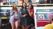 Violetta 3: Naty, Cami, Fran - A mi lado + превод