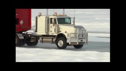 Камиони по леда - С02Е09