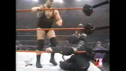 Matt Hardy And Lita vs Big Show And Trish Stratus