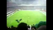 Milan Vs Inter Curva Sud