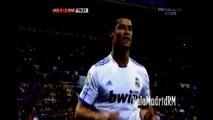 Cristiano Ronaldo - Simply the Best 2010 2011