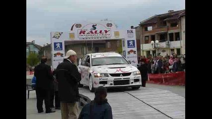 Jasen Popov - Rally Trayanovi vrata 2009