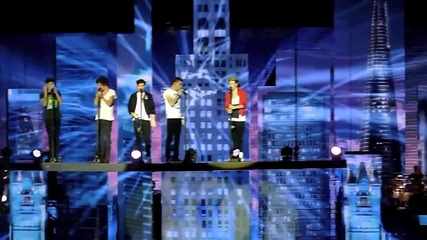 One Direction - Tmh Tour - Moments || Дъблин / 05.03.2013 /