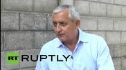 Guatemala: Ex-President slams US interference in Guatemalan internal affairs