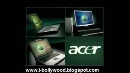 Hrithik Roshan - Reklama Na Intel