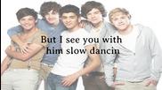 (lyrics) One Direction - I Wish